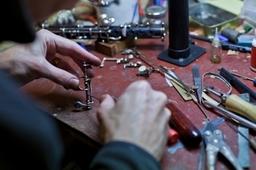 Repairing the mechanism