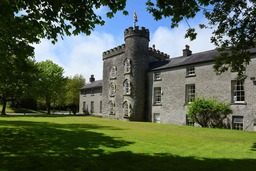 Smarmore Castle provides a range of therapies