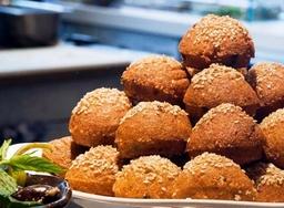 Falafel At Comptoir Libanais