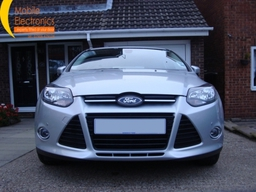 Ford Focus New Shape Fitted With Front Parking Sensors.