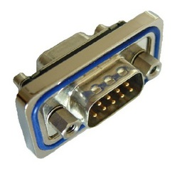 Waterproof IP67 d-sub connectors from In2Connect UK