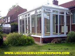 CONSERVATORY REPAIRS IN CHESTER LE STREET