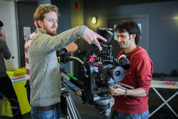 orama video production with red epic