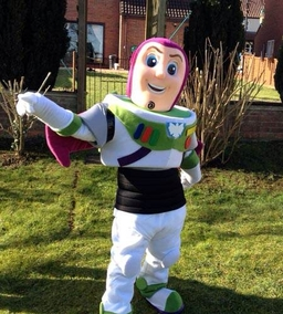 Buzz mascot costume from £40