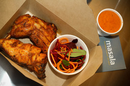 Tandoori Chicken @ Masala - Indian food to go