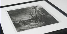 Conservation picture framing at SE1 Picture frames