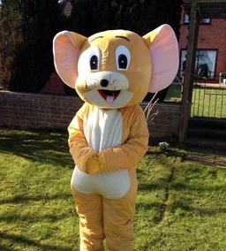Jerry mascot costume from £40