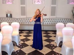 wedding violinist hire