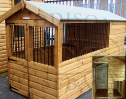 Kennel Standard with Internal view
