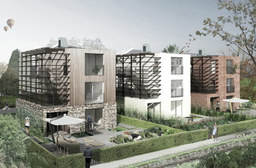 Britains Future Homes - shortlisted competiton submission