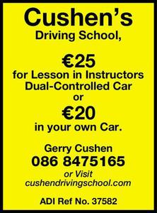 Cushen's Driving School