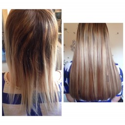 Solihull, Birmingham, Coventry  Hair Extensions