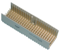Hard Metric 2mm and other backplane connectors from In2Connect UK