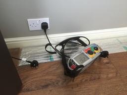 Testing a socket after installation
