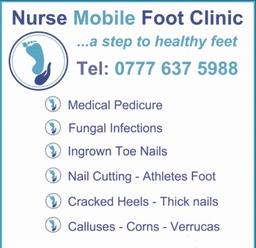 Nurse Foot Flyer