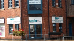 Swain & Co Havant Branch - Street view