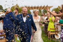 Summer Wedding Photography in Manchester