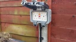 Outdoor socket