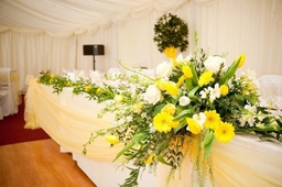 Yellow Top Table - Wow
