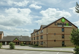 Campanile Dartford Hotel Front View2