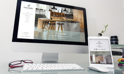Essentially Ashgrove Kitchens responsive website