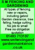 S M Fencing & Garden Services