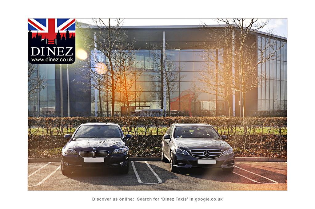 Dinez Taxis, 83a Park Road, Farnborough, Hampshire, GU14 6LJ