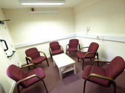 ... and also for informal meetings and team briefings