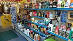 Fully Stocked With Car Products