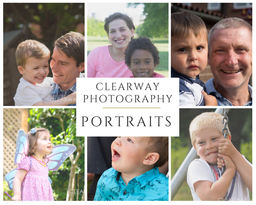 Clearway Photography - portrait photographers