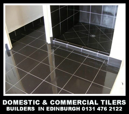 TILERS IN EDINBURGH, FLOOR AND WALL TILING