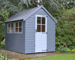 Painted Garden Shed and Summerhouses Hampshire