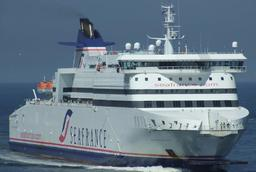 Freight Ferries into Europe