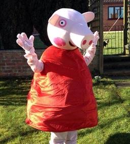 Peppa Pig mascot costume from £40