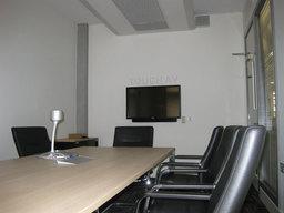 Business Presentation Screen