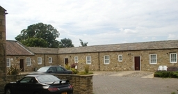Grade 2 Listed Site  Design and Build of 5 Units Sheltered Accommodation Barnard Castle