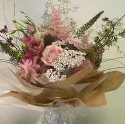 Hand crafted Gift Bouquets delivered to your door.