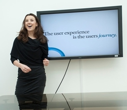 Nile Managing Director & Founder, Sarah Ronald, talks about User Experience.