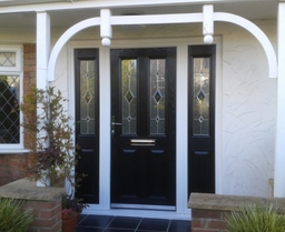 Composite Door and Side Panels