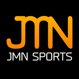 Custom logo design, rebuilt for JMN Sports Ltd.