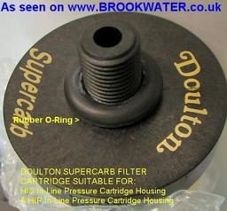Doulton Supercarb Water Filter Cartridge