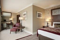 King Junior Suite With Balcony
