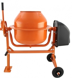 Electric Portable Cement Mixer for DIY lovers