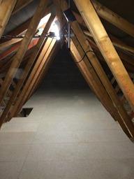 Raised Loft Flooring Installed