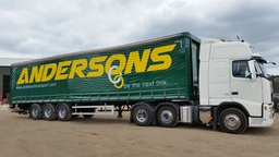 Andersons Tautliner Trailers