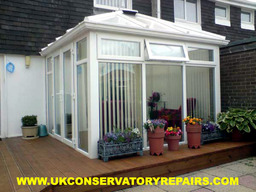 CONSERVATORY CONSTRUCTION AND REPAIR IN SUNDERLAND