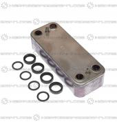 Vokera DHW Heat Exchanger 8037