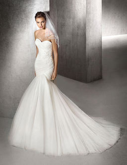 Fishtail Wedding Dress Doncaster