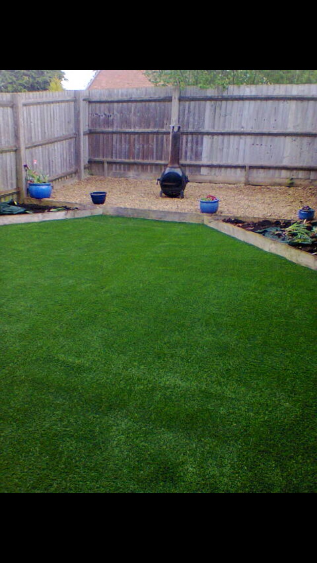 Mlf Landscapes And Turf Supplies In 2 Glosters Green