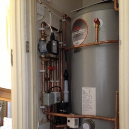 Albion Unvented Cylinder